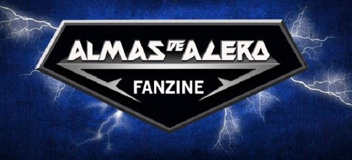 ALMAS DE ACERO FANZINE Nº 001