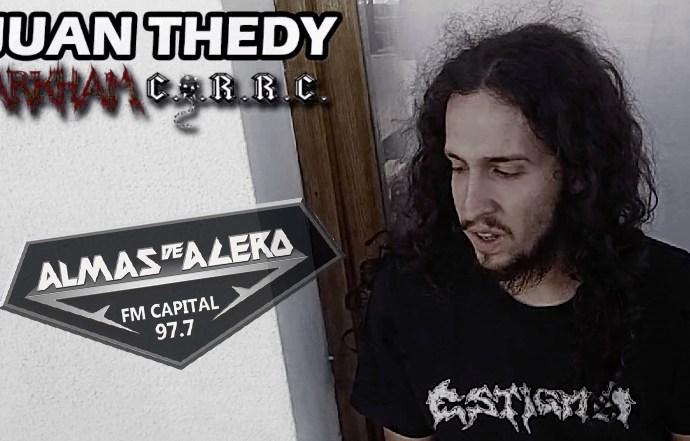 Juan Thedy [Arkham – C.O.R.R.C.]: 'El under es pelearla entre todos'