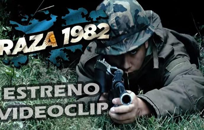 'RAZA 1982' ESTRENA EMOTIVO VIDEOCLIP SOBRE MALVINAS