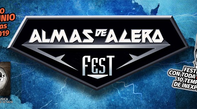 ALMAS DE ACERO FEST – 10 TEMPORADAS DE INEXPERIENCIA