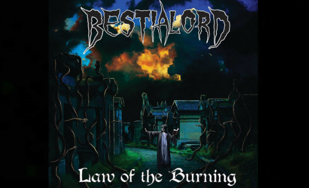"Bestialord ""Law Of The Burning"" Occult Horror Doom"