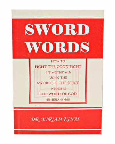 SWORD WORDS
