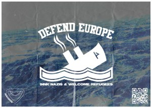 Defend Europe, sunk C-Star and welcome refugees