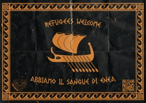Enea Profughi Refugees Welcome