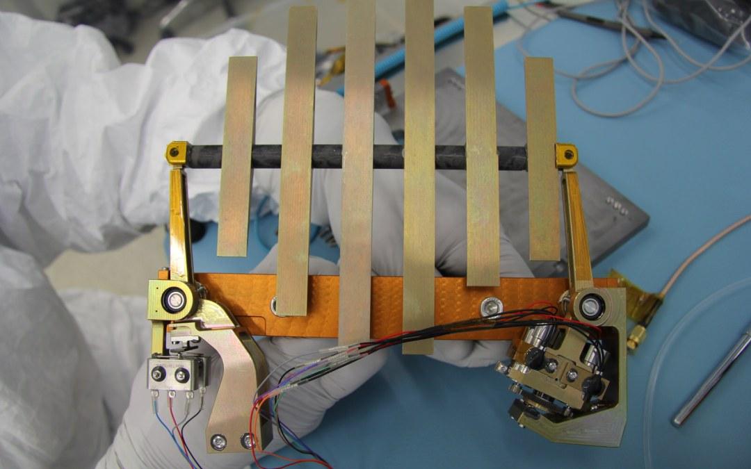STIX Attenuator Mechanism