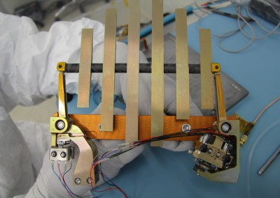 STIX Attenuator Mechanism