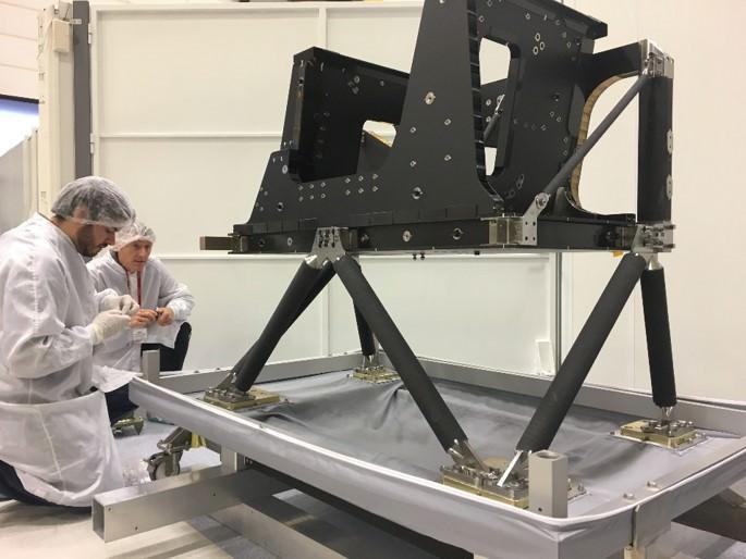 Sentinel-5 Instrument Structure