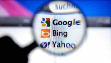 صورة طريقة البحث على الإنترنت