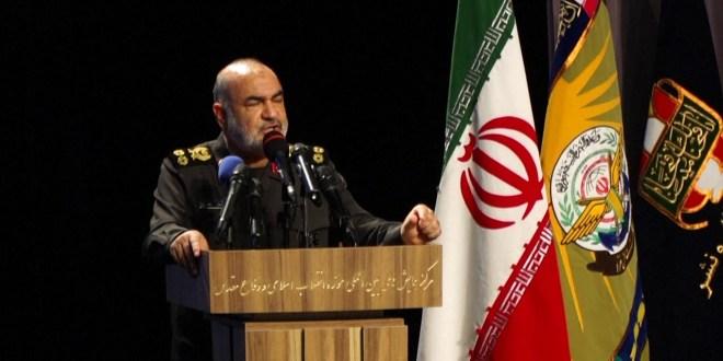 """اللواء حسين سلامي:  """"ايران دفنت احلام اميركا السياسية لتحقيق مشروع الشرق الاوسط الجديد"""""""
