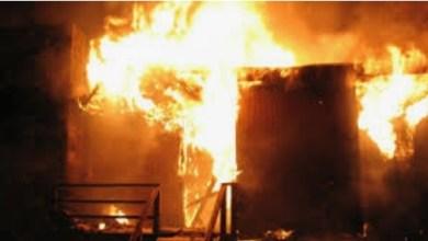 Photo of إندلاع حريق في محطة توليد كهرباء بسوسة