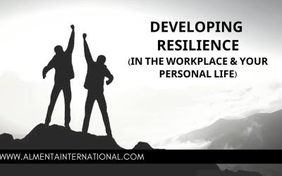 Course 3: Developing Resilience (in the Workplace & Your Personal Life) – Live Online Training