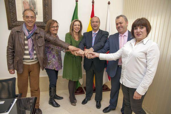 Firma convenio colectivo Ayuntamiento