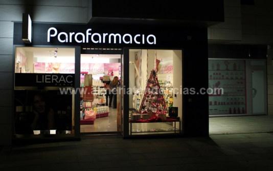Fachada Parafarmacia La Vega