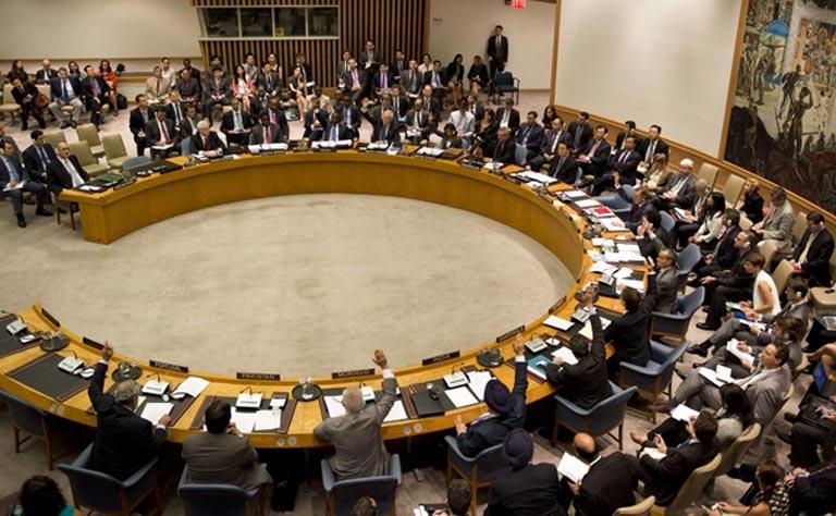 فرنسا وأمريكا وبريطانيا يوافقون على إلغاء الفيتو