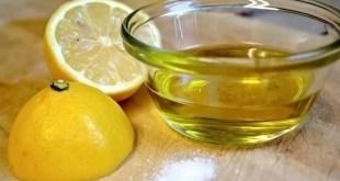 فوائد شرب زيت الزيتون مع الليمون
