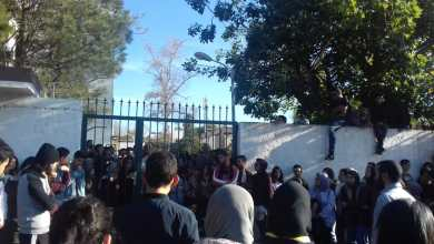 "Photo of طلبة معهد الزراعة يحتجون ضد ""الأوضاع الكارثية"" وتنسيقية المهندسين تساندهم"