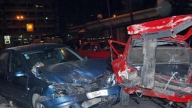 Photo of حوادث السير: 18 قتيلا و2004 جرحى خلال الأسبوع الماضي