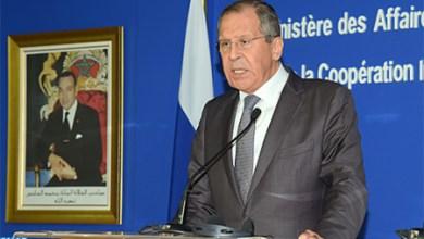 """Photo of وزير الخارجية الروسي: نزاع الصحراء يتطلب """"حلا توافقيا"""""""