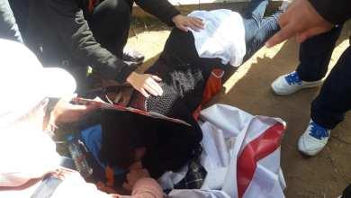Photo of تدخل أمني ضد أساتذة الزنزانة 9 خلف إصابات