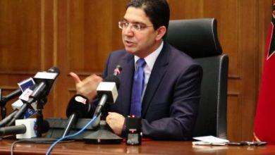 """Photo of بوريطة: """"المغرب لديه قنوات خاصة لإعلان مثل هذه القرارات"""""""