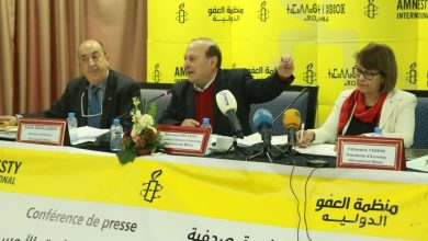 Photo of أمنيستي: صحافيون ومدونون على اليوتوب ومغنو الراب مستهدفون بقوانين قمعية في المغرب