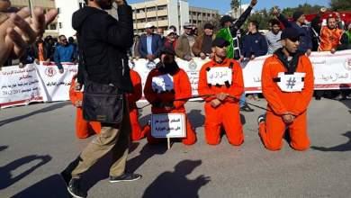 Photo of أساتذة الزنزانة 9 يرفضون حل الحكومة ويصفونه بالترقيعي