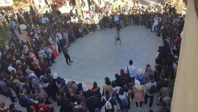 "Photo of الطلبة يضربون عن الدراسة ويحتجون أمام البرلمان ضد قانون التعليم ""51.17"""