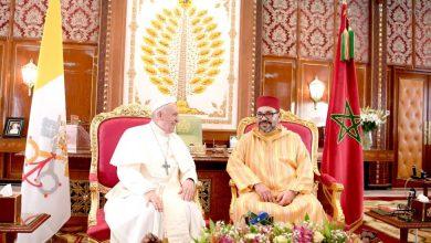 Photo of هكذا جرت الزيارة الرسمية لبابا الفاتيكان للمغرب