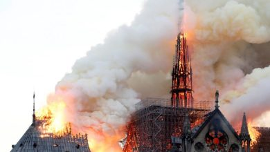 Photo of الملك محمد السادس يقدم مساهمة مالية لإعادة بناء كاتدرائية نوتردام