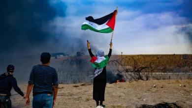 """Photo of موازاة مع زيارة كوشنير للمغرب.. قوى مغربية تحتج ضد """"صفقة القرن"""" أمام البرلمان"""