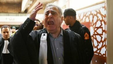 Photo of المحكمة الابتدائية بالرباط تدين محمد زيان بالسجن غير النافذ