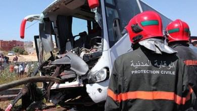 Photo of حوادث الطرق في أسبوع تحصد أرواح 18 شخصا وتصيب 2050 بجروح
