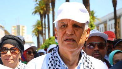 """Photo of السفير الفلسطيني لـ""""المنصة"""": نعتز بموقف الشعب المغربي تجاه القضية الفلسطينية"""