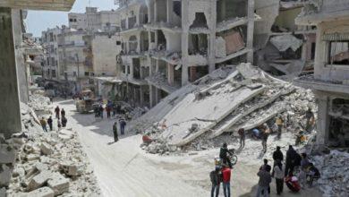 Photo of المرصد السوري لحقوق الإنسان: قتل 25 مدنيا في شمال غرب سوريا