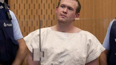 Photo of القضاء النيوزلندي يعري وجه سفاح مجزرة المسجدين للإعلام