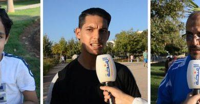 Photo of سوّلنا الناس: بشعار خاوة خاوة.. المغاربة يشجّعون المنتخب الجزائري