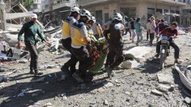 Photo of الواقع العربي: قصف روسي يسقط قتلى بإدلب..