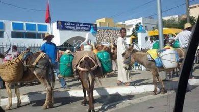 Photo of مظاهر الاحتجاج عن الحق في الماء بالمغرب الراهن