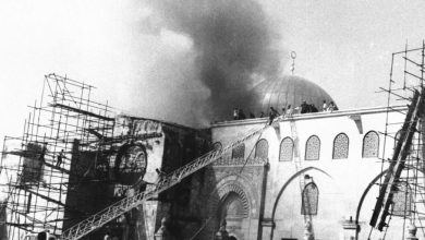 Photo of القصة الكاملة.. في الذكرى الخمسين لإحراق المسجد الأقصى