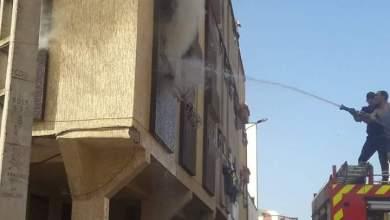 Photo of وزارة الداخلية: الوقاية المدنية استجابت لنداء نجدة هبة بعد دقيقة وبعض الأشخاص عرقلوا عملها