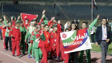 Photo of المغرب يحافظ على مركزه الثالث في سبورة ميداليات الألعاب الإفريقية