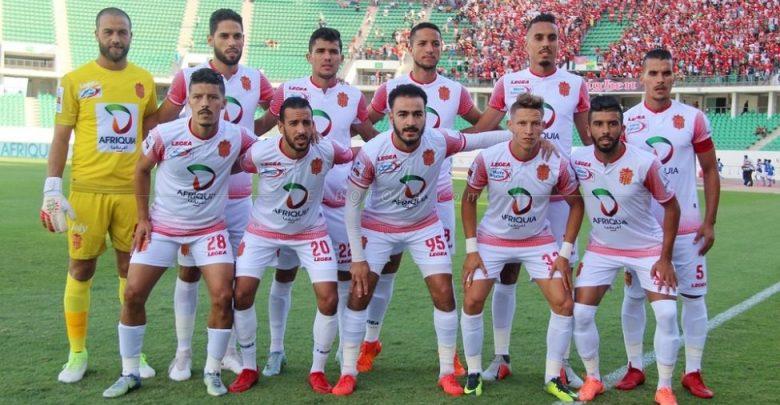 Photo of بالتعادل الإيجابي حسنية أكادير ينهي مباراته أمام الاتحاد الليبي