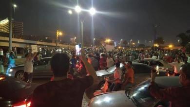 Photo of المصريون يخرجون في احتجاجات بعدة مدن يطالبون برحيل السيسي