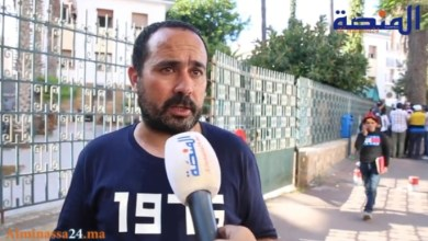 Photo of سليمان الريسوني: هاجر كانت مراقبة والمستهدف من اعتقالها هما جريدة أخبار اليوم وأسرة الريسوني