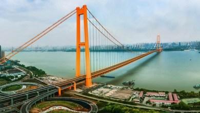 Photo of الصين تفتتح أطول جسر معلق من طابقين في العالم