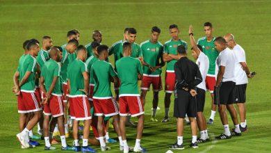 Photo of عموتة يقلص عدد لاعبي المنتخب يومين قبل مواجهة الجزائر
