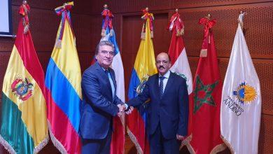 Photo of الرئيس الجديد لبرلمان الأنديز يدعم الوحدة الترابية المغربية بدعم مبادرة الحكم الذاتي بالأقاليم الجنوبية