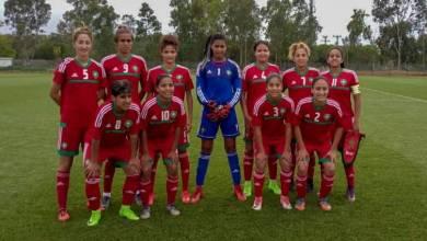 Photo of لاعبات المنتخب النسوي يحققن الفوز الأول في دورة شمال إفريقيا بالجزائر
