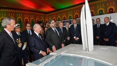 Photo of اليونسكو تعترض على شكل بناء برج محمد السادس بالرباط