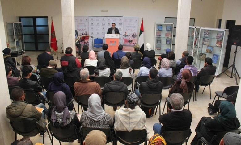 Photo of بدعم من وزارة الثقافة.. دار الشعر بمراكش تنفتح على التجارب الشعرية بجهات المغرب